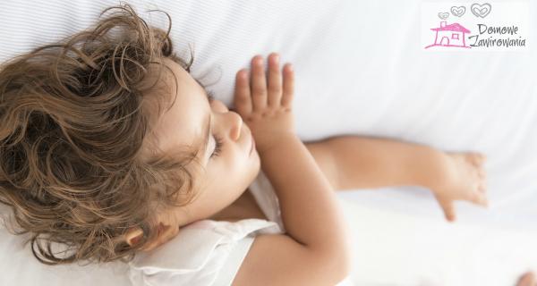 dziecko mało śpi