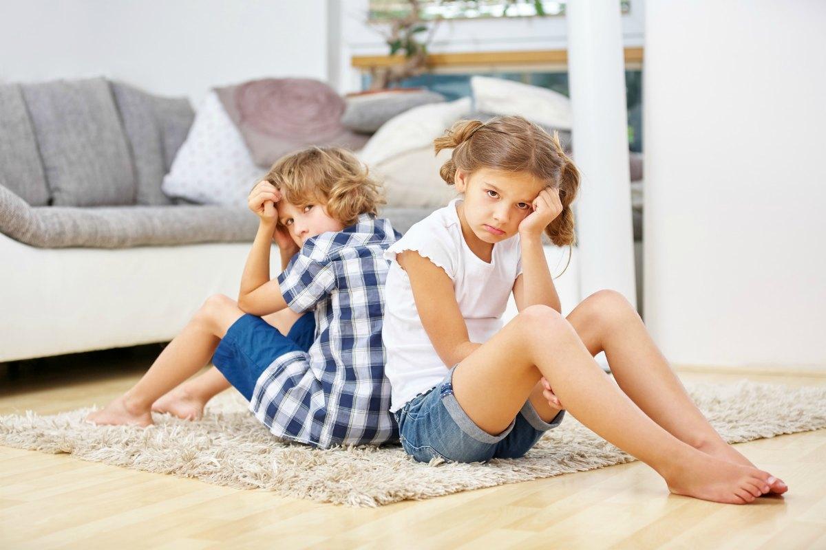 kłótnie rodzeństwa