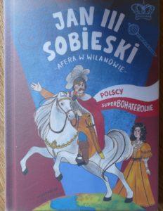 ciekawe książki dla dzieci - afera w wilanowie