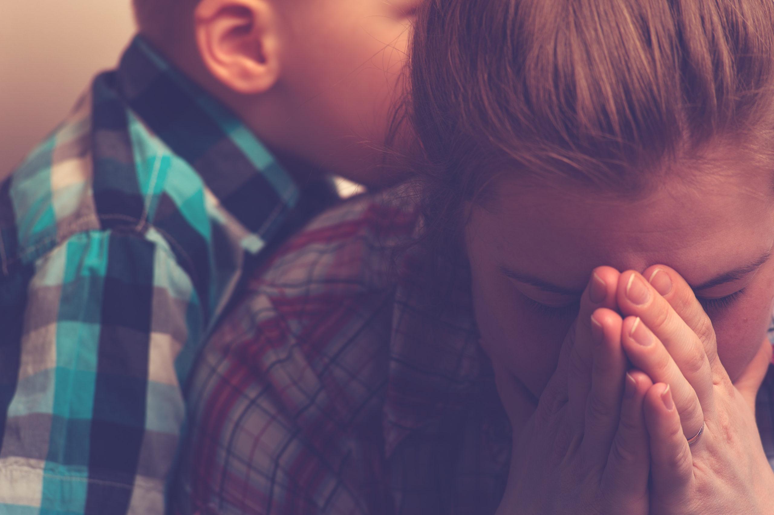 wyrzuty sumienia matki
