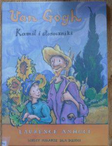 ciekawe książki dla dzieci - kamil i słoneczniki
