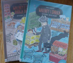 ciekawe książki dla dzieci - walenty i spółka
